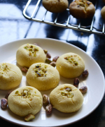 Nankhatai Recipe - Easy Indian Cookies