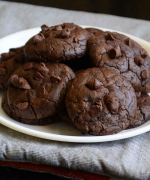 Eggless Brookies - Easy Cookie Recipe