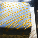 How To Decorate Cake With White Chocolate Mirror Glaze - Vegetarian Version