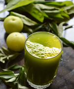 Gooseberry Green Detox Drink Recipe