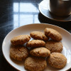 Egg Free Pumpkin Seeds Cookies - Easy Paleo Cookies