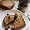 Chocolate Cranberry Toast Recipe