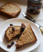 Chocolate Cranberry Toast Recipe