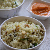 Cauliflower Pongal Recipe - Easy Paleo Recipes