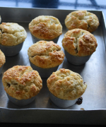 Eggless Italian Bocconotti Cookies Recipe