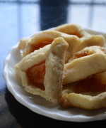 Eggless Hamentaschen Recipe - Jewish Cookies