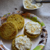 Cauliflower Cream Cheese Toast Recipe - Easy Paleo Recipes