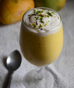 Mango Mastani Recipe - Easy Summer Cooler