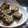 Eggless Fudge Nut Brownies Recipe
