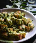 Curry Leaves Paneer - Easy Paleo Recipes