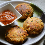 Paneer Cutlet - Easy Paleo Recipes