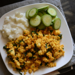 Paneer Methi Rice - Easy Paleo Recipes