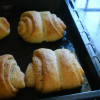 Franzbrotchen / German Cinnamon Rolls - #BreadBakers