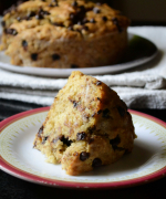 Eggless Banana Choco Chips Cake - Video Recipe