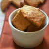 Low Carb Coconut Cheese Crackers Recipe - #BreadBakers
