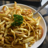 Brown Butter Sauce With Low Carb Egg Pasta Recipe