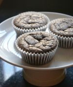 Eggless Nutella Cupcakes - Video Recipe