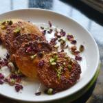 Chenna Malpua - Indian Milk Sweet Recipes