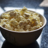 Homemade Soft Malai Chenna / Crumbled Paneer - Video Recipe