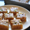 Paal Mittai / Milk Fudge - Indian Milk Sweet Recipes