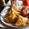 Gulab Jamun Samosa - Indian Milk Sweet Recipes