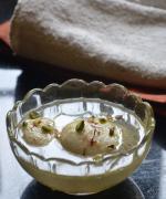 Rajbhog - Mawa Stuffed Rasgollas - Indian Milk Sweet Recipes