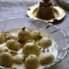 Kheer Sagar / Angoori Rasmalai - Indian Milk Sweet Recipes