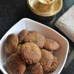 Bajri Na Vada - Gujarati Snack Recipes