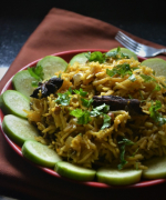 Mixed Sprouts Pulao Recipe - Easy One Pot Meal