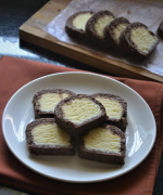 Cake Sondesh / Cake Sandesh - Bangladesh Sweet Recipe