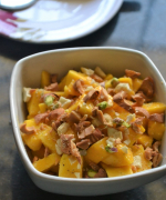 Nutty Mango Salad - Easy Summer Salad Recipe