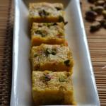 Carrot Coconut Burfi Recipe - Rakshabandhan Sweets