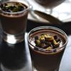 No Bake Chocolate Pots De Creme - Easy French Recipes