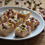 Paan Coconut Burfi - Rakshabandhan Recipes