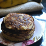 Coconut Flour Banana Pancakes Recipe - Low Carb Recipes
