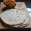 P - Pol Roti - Srilankan Coconut Bread - A-Z Flat Breads Around The World
