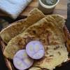 U - Urad Dhal Paratha / Bedmi Paratha - Indian Flat Bread - A-Z Flat Breads Around The World