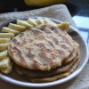 V - Vastad Roti - Konkani Banana Bread - A-Z Flat Breads Around The World