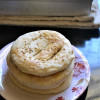 W - Wife Cake / Sweet Heart Cake - Chinese Sweet Bread - A-Z Flat Breads Around The World