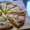 Z - Zaatar Cheese Manakeesh - Lebanese Flat Bread - A-Z Flat Breads Around The World