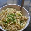 Aglio e Olio / Garlic Spaghetti Recipe