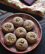 Sathu Maavu / Multi Grain Flour Cookies Recipe