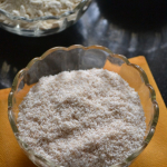 Home Made Coconut Flour Recipe