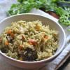 Jadoh / Khasi Pulao Recipe - Meghalaya Pulao