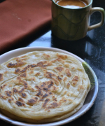 Meloui - Moroccan Flaky Bread Recipe