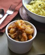 Till Ko Aloo - Sikkim Sesame Potato Recipe