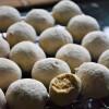 Kourebiedes - Greek Snow Ball Cookies Recipe