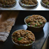 Eggless Whole Wheat Morning Glory Muffins Recipe