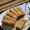 Eggless Oats Banana Bread Recipe - #BreadBakers