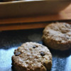 Eggless Gluten Free Pearl Millet Oats Choco Chip Cookies Recipe
